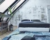Sceglierei il tappeto per la camera da letto