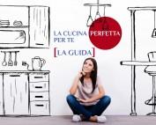 cucina;scegliere la cucina;materiali per la cucina;soluzioni per la cucina;guida;cucina moderna;cucina classica;tipi di cucina;laminato;pdf;lamellare;massello;top;elettrodomestici