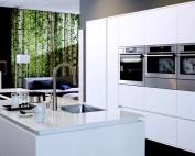 ordine cucina; una cucina ordinata; ambiente cucina; ambiente living; open space.